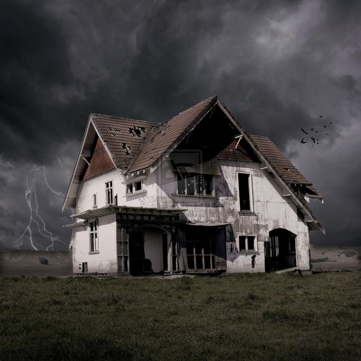 90 Best Haunted Houses Images On Pinterest