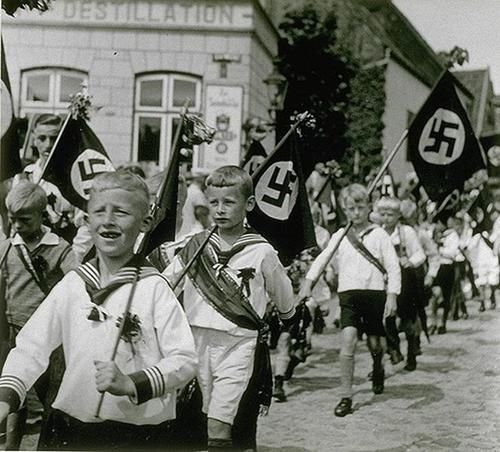 the nazi s indoctrination of the youth The hitler youth and indoctrination of the young this clip provides a short dramatised account of a young boy's experience in the hitler youth henry describes his enjoyment at learning nazi.