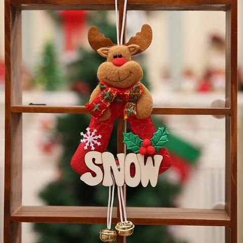 SANTA CLAUS DOLLS FOR CHRISTMAS DECORATIONS HOME FURNITURE   ''BUY NOW''