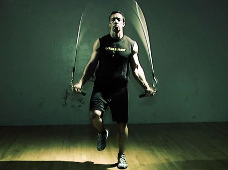 14-Minute CrossRope Workout for Runners