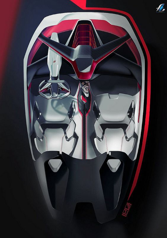 Cleveland Institute of Art Degree Show 2015 — The Dodge Concepts « Form Trends