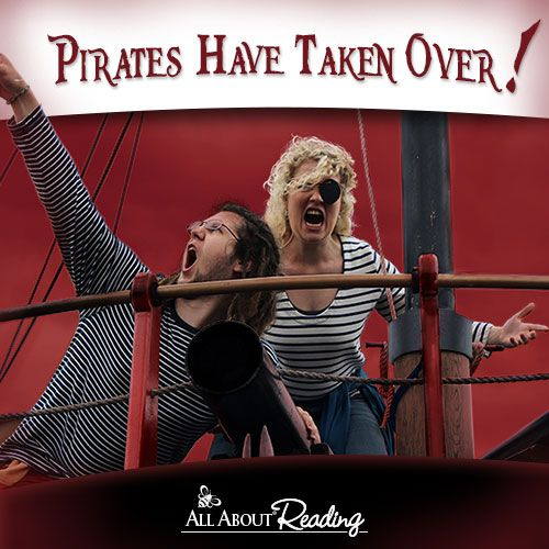 """We're BIG fans of """"Talk Like a Pirate Day."""" So much so, we made our own pirate dictionary so you can embrace your own inner pirate too! #freeprintable"""