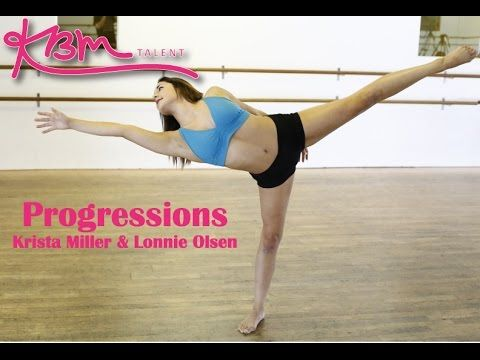 Progressions across the floor (Dance Instruction)