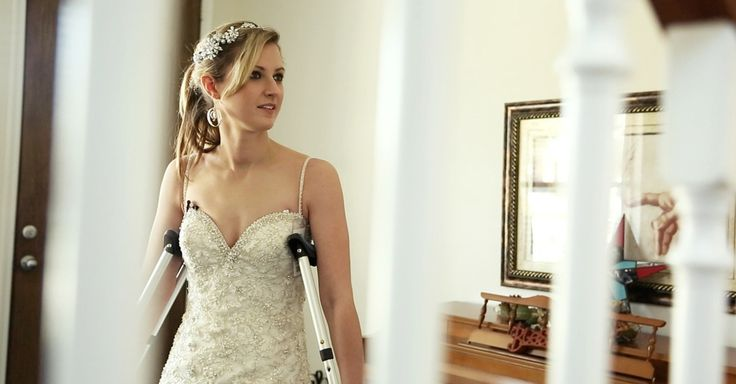 One year after the Boston Marathon bombing, survivor Rebekah Gregory faces the decision whether to amputate her mangled leg.