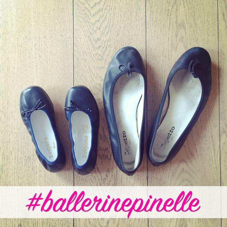 Oggi vi parlo delle #ballerine..Non solo scarpe,ma un modo di essere... Ecco nella foto le mie e quelle di Mia. E voi pinelle che ballerine siete? Postate le vostre ballerine con hashtag #ballerinepinelle Sono curiosa Emoticon smile #LaPinella #Mag #ballerinas #Repetto #trend #AudreyHepburn #BrigitteBardot http://www.lapinella.com/2016/04/07/e-voi-che-ballerine-siete/