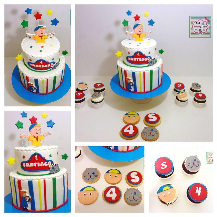 Callilou cake Bolo ruca Festa do ruca