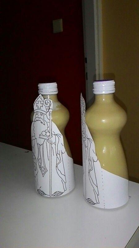 Mikulášský likér 18+