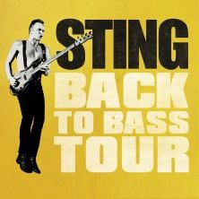 Sting Back to Bass Tour 2013