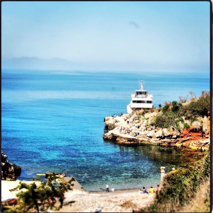 Isola di Giannutri Cala Maestra  (Mini-Crociera con Revenge Navigazione).