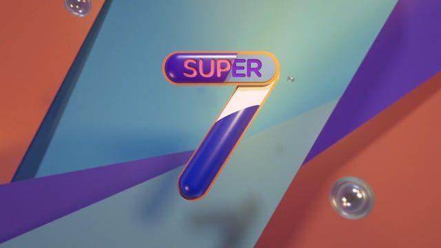 "MediaCorp Channel 5 Mini branding ""Super 7"""