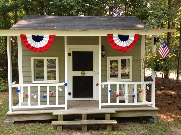 Mom and Her Drill: A Low Country Playhouse (built by my ...