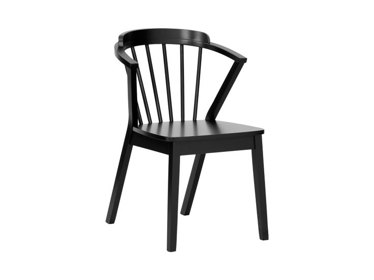 ARBOGA Stuhl Schwarz in der Gruppe Für den Innenwohnbereich / Stühle / Esszimmerstühle bei Furniturebox (100-22-83928)