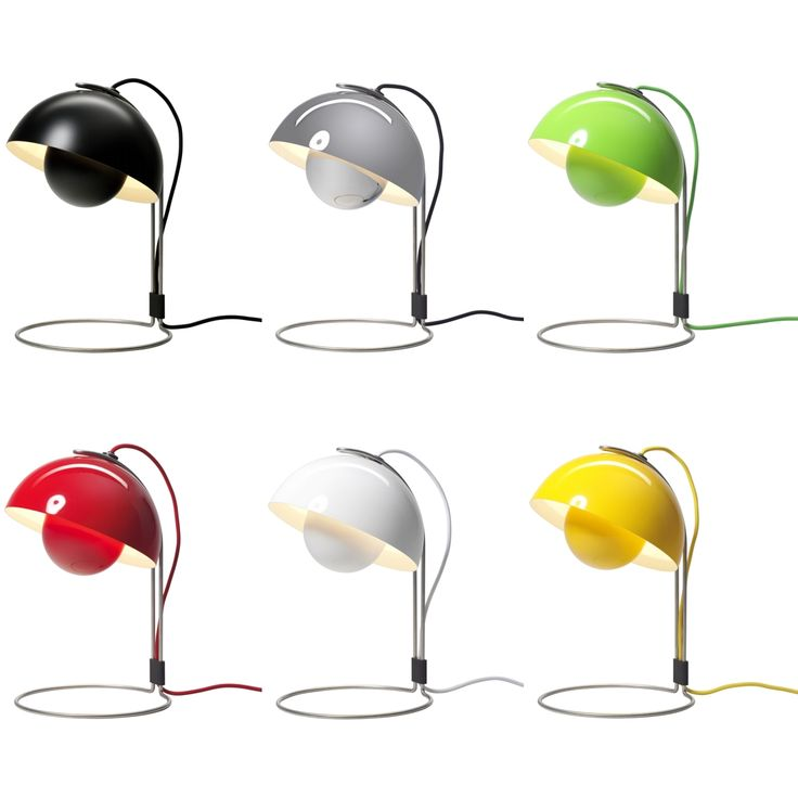 #Verner #Panton #Flowerpot #Light #Lamp €269