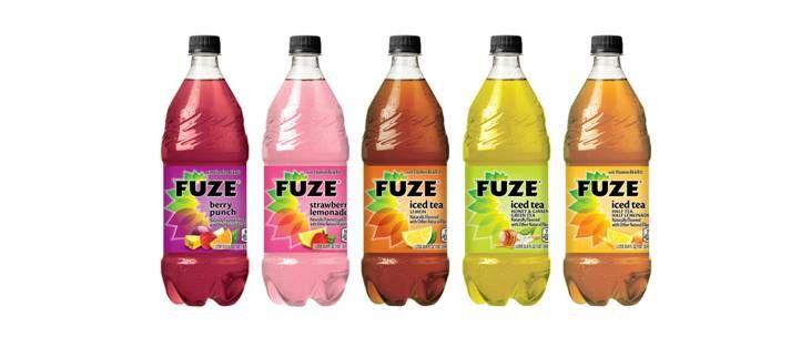 Fuze | FUZE, my families drink of choice - Thrifty Ninja