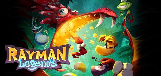 Rayman Legends [Wii U] PEGI 7