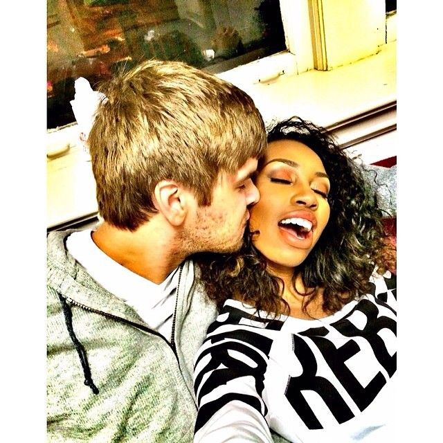 #interracialcouple #couple #kiss #married #husband #wife #happy #relationship #relationshipgoals #bwwm #wmbw #love #lovers #lovehasnocolor #ootd #lotd