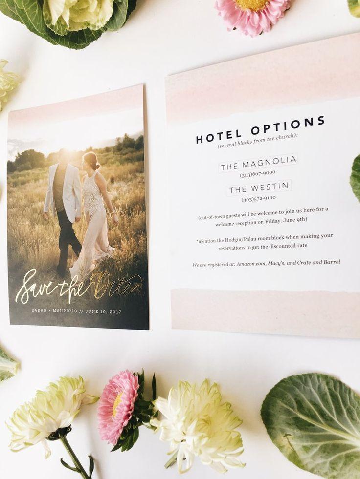 zazzle wedding invitations promo code%0A Wedding Invitation  Save the Dates  watercolor  hand lettering   calligraphy  custom
