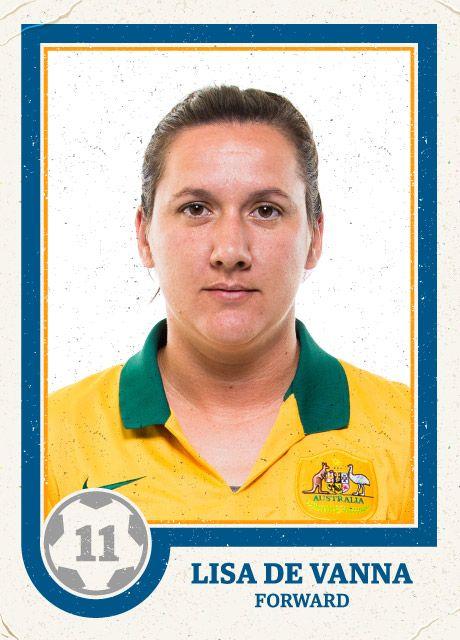 Lisa De Vanna, Forward