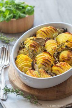 Pommes de terre rôties croustillantes Plus