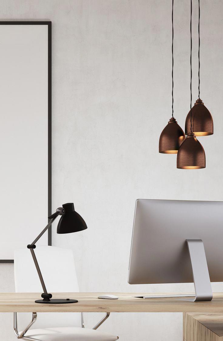 Top best office desk lamp review desklamps concrete lamps in