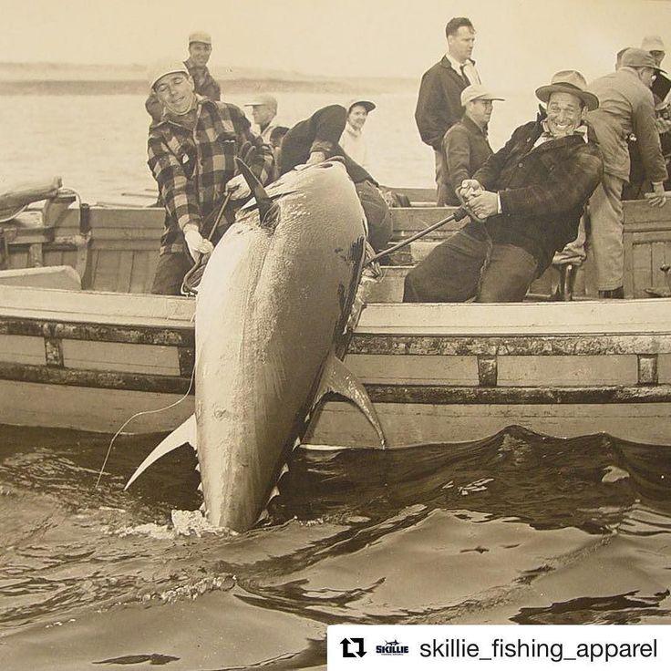 @skillie_fishing_apparel great post! We love this on #TunaTuesday! . . #Wedgeport #fish #fishing #tuna #tunasandwich #tunasteak . : Wedgeport Tuna Museum