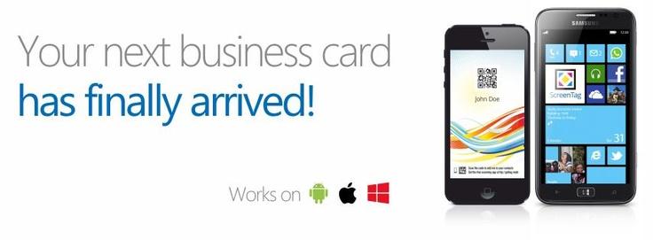 """Μια καινοτόμα εφαρμογή βάζει """"τέλος"""" στις χάρτινες επαγγελματικές κάρτες  - Ο δημιουργός του screentag Π.Λουτράρης, μιλά στο metrogreece.gr για τη νέα εφαρμογή Οι εφαρμογές κινητών τηλεφώνων αποτελούν τη νέα μόδα τόσο στην εγχώρια όσο και στη διεθνή... - http://www.secnews.gr/archives/59364"""