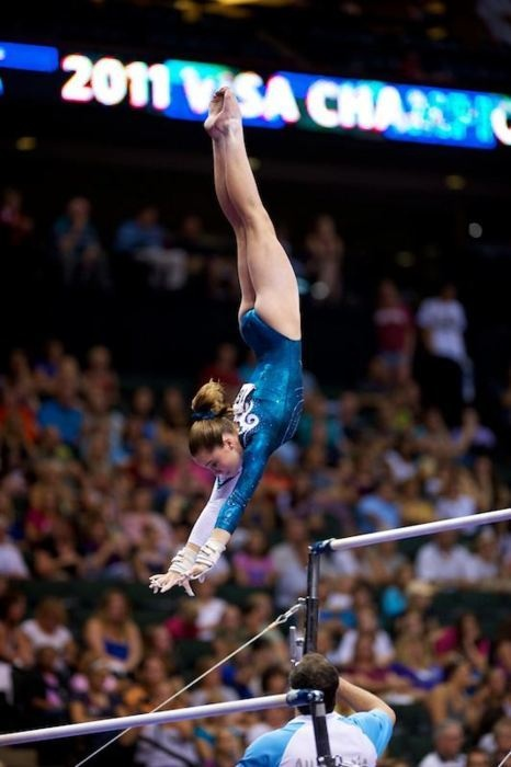 #Gymnastics #MckaylaMaroney
