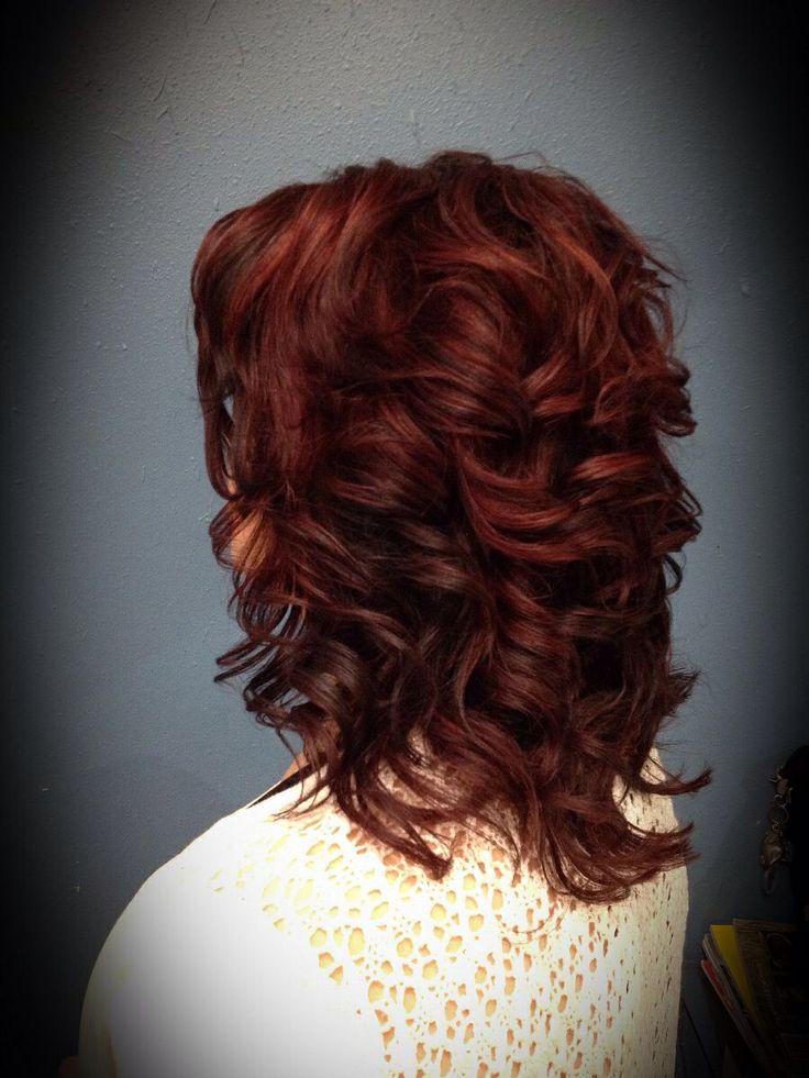 25 Best Images About Mahogany Auburn Hair On Pinterest