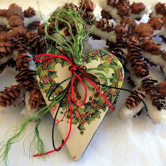 Good Luck, Christmas Tree Decorations And Christmas Trees