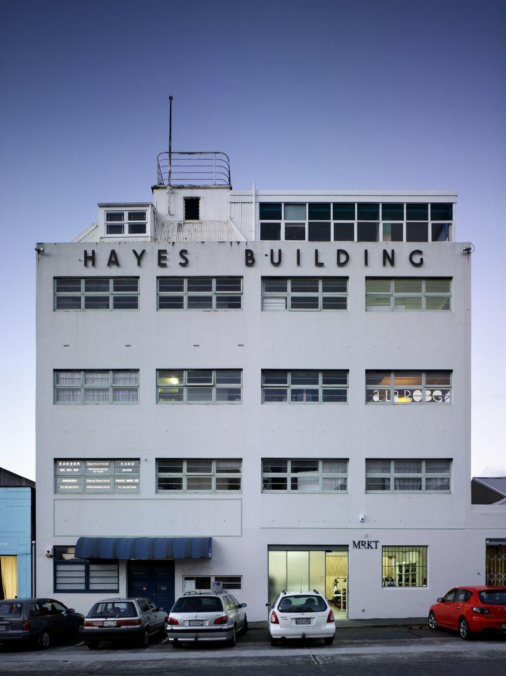 FABRIC, 6b Teed St, Newmarket, Auckland, NZ.