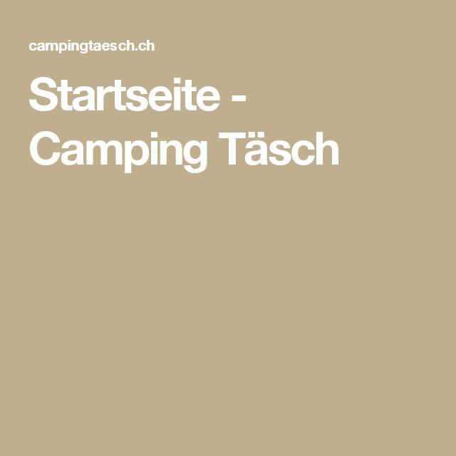 Startseite - Camping Täsch