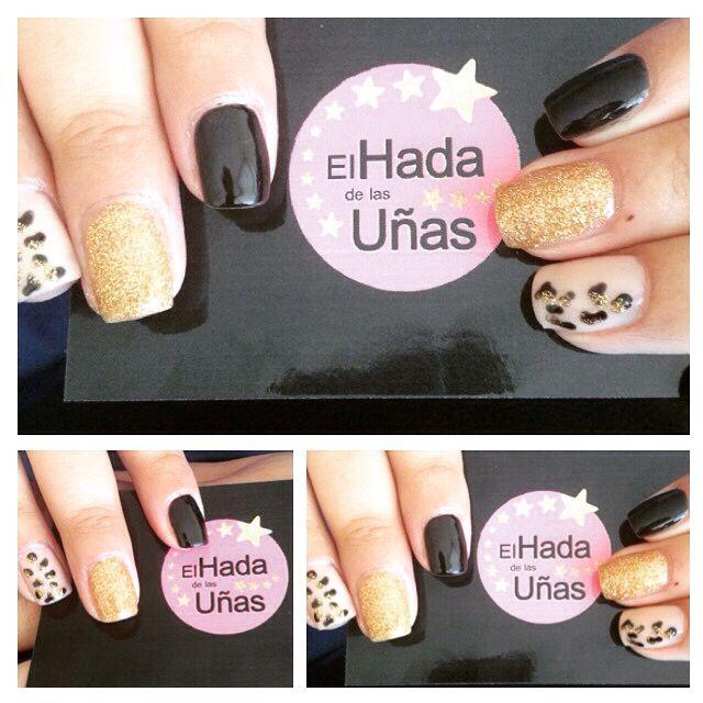 8 best Uñas Esmalte permanente images on Pinterest   Enamel and Make up