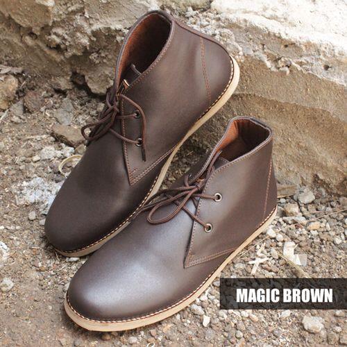 MAGIC BROWN | IDR 295k | SMS KETIK NAMA_KODEBARANG_SIZE_ALAMAT kirim ke 08164218191  #sepatu #sepatuhandmade #sepatubandung #giantflames #joeythefootwear #ready #shoesholic #shoes #sepatucowo #boot #boots #zapato #footwear #menfootwear #streetfootwear #hipster #streetwear #lookbook