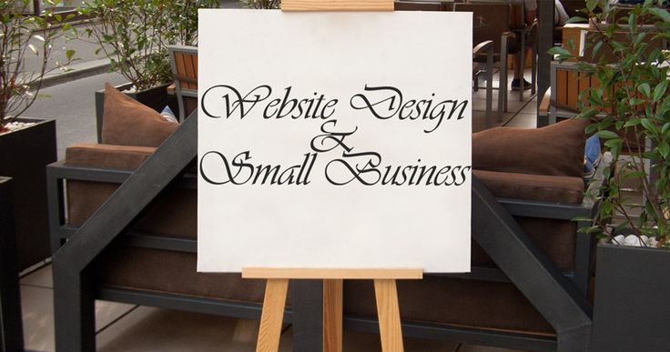 Website Design and Small Business