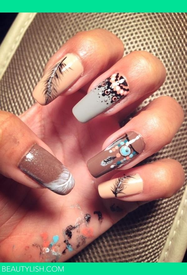 Only Best 25+ Ideas About Western Nails On Pinterest