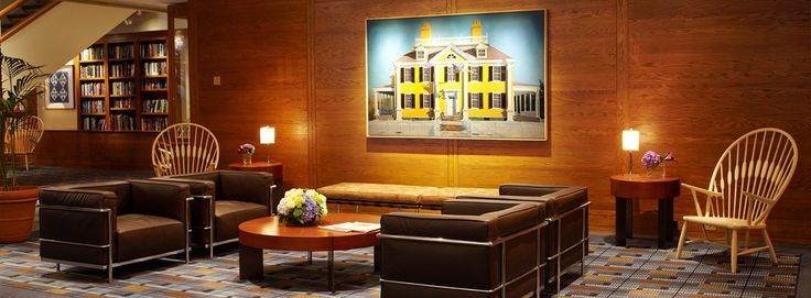 Hotel Near Cambridge | The Charles Hotel - Library | Harvard Square Hotels Cambridge