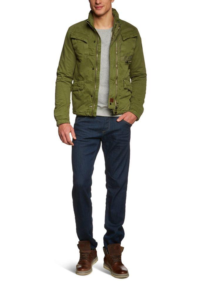G star raw mens military jacket