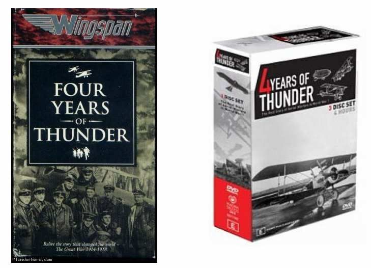 Four years of thunder download