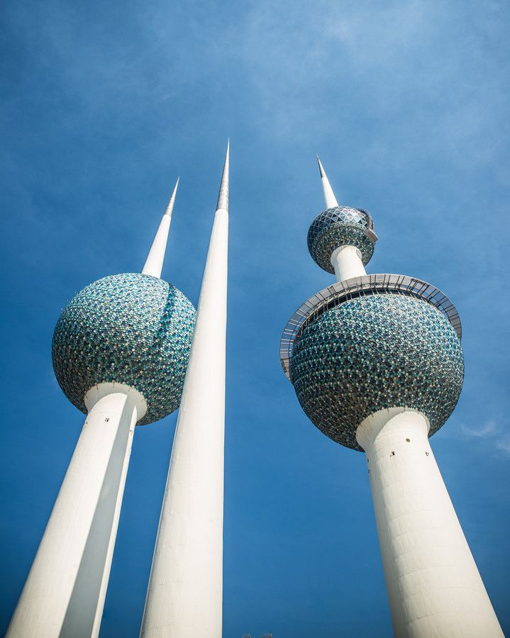 Kuwait Tower by Ali Abdullah on 500px