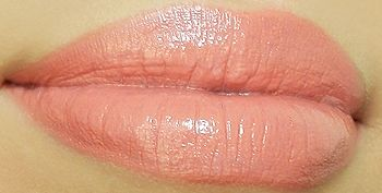 """NYX Nude Peach Fuzz Xtreme Lip Cream Review! My FAVORITE lip product right now!...  NYX Xtreme Lip Cream ($5.99) is a """"liquid lipstick"""" - it has the coverage of an opaque lipstick, but in a creamy lipgloss form. It delivers intense, long-lasting color with a shiny finish."""