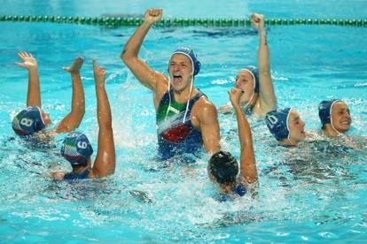 Setterosa, è bronzo ai Mondiali di Kazan