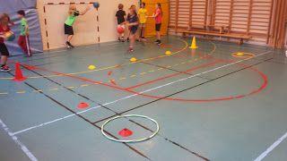Idrott och hälsa: Fia utan knuff i basket