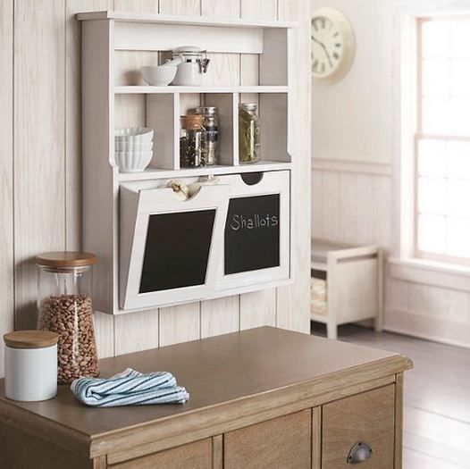 wood cubby with drawers white wooden wall shelves eco storage organizer cubbies frenchcountry - Wooden Wall Rack Designs
