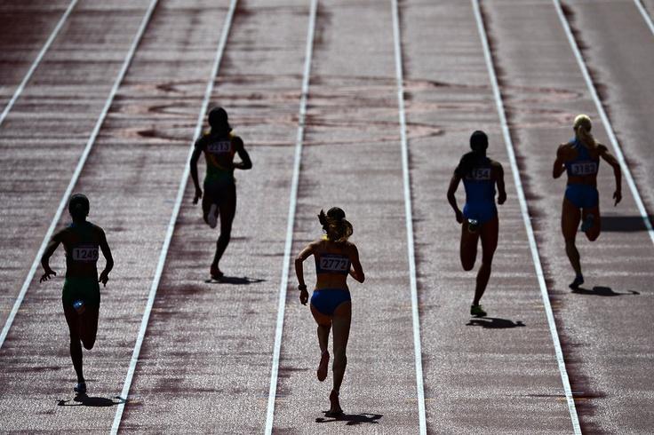 August 3, 2012 - 400 meter