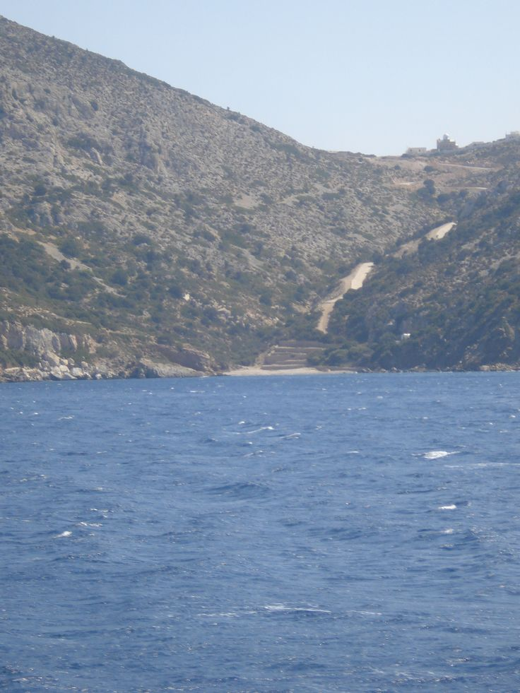 Going to Patmos