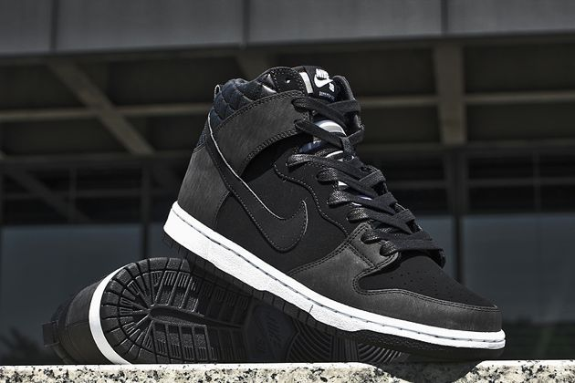 #Nike SB Dunk High by #Civilist