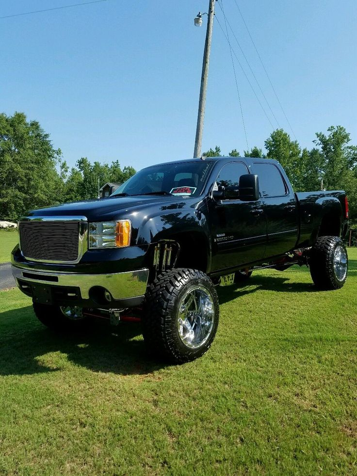2008 GMC Sierra 2500HD STL 6.6