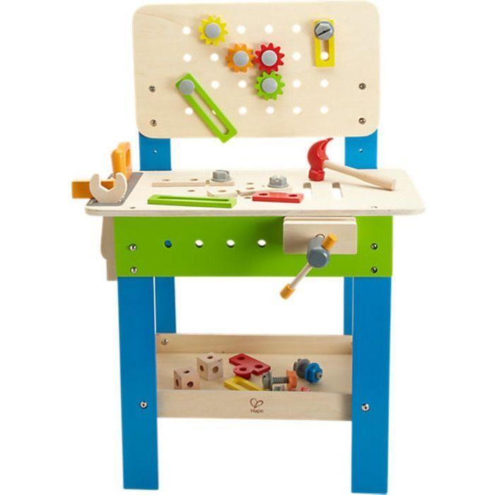 SALE $139 Hape Toys Hape Master Workbench