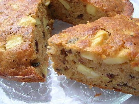 Recette de Moelleux pommes cannelle : la recette facile