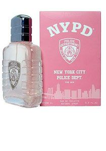 NYPD New York City Police Dept. For Her